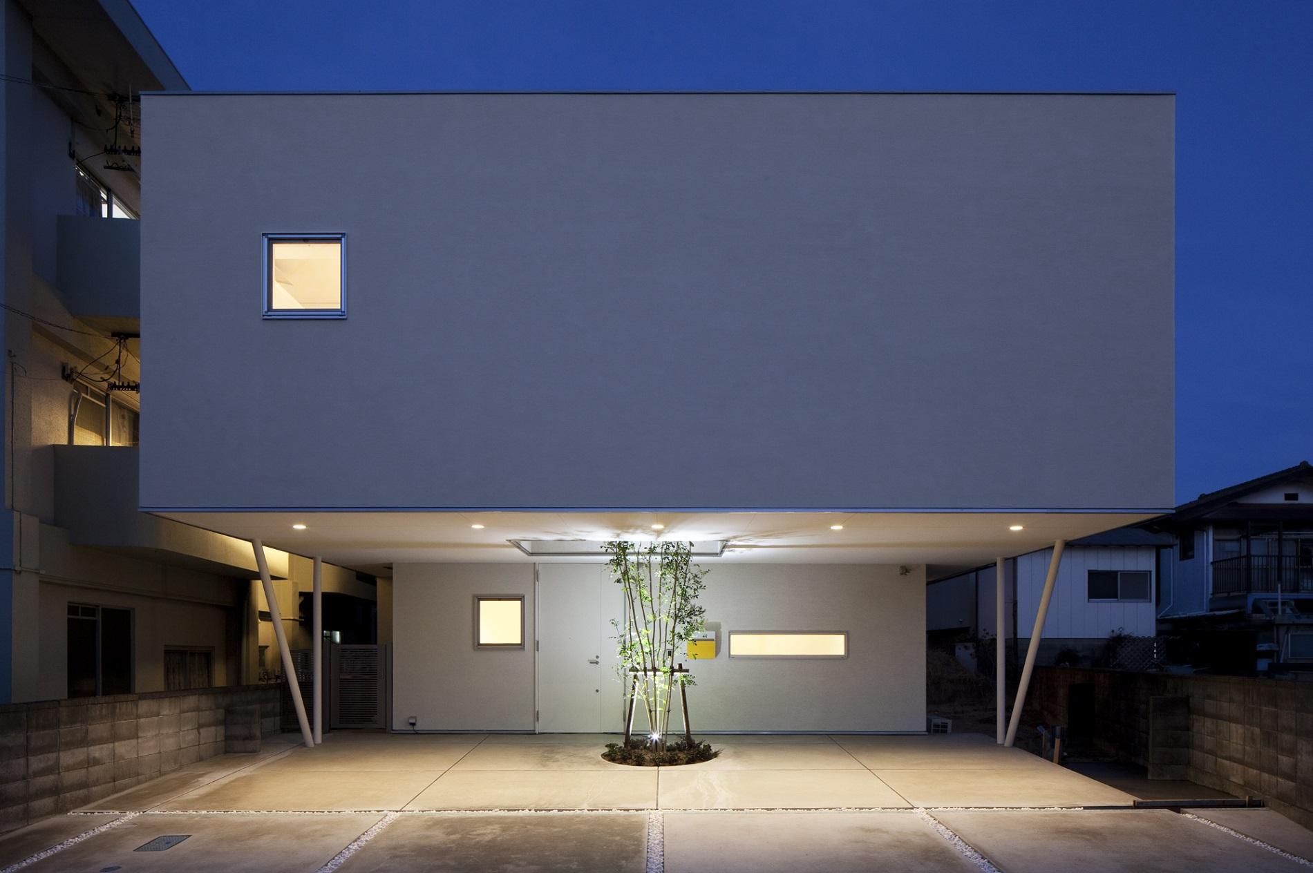 外観写真建築設計